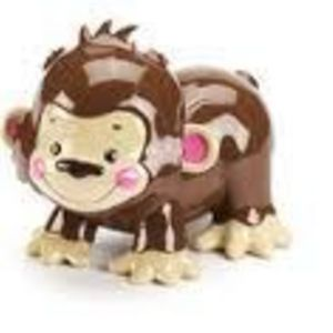 Fisher-Price Precious Planet Novelty Bank - Monkey