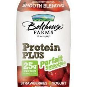 Bolthouse Farms - Protein Plus Parfait Smoothie Strawberries, Yogurt, Granola