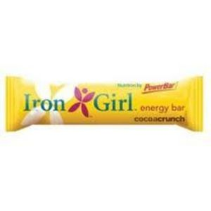 PowerBar - Iron Girl Strawberry & Cranberry Energy Bar