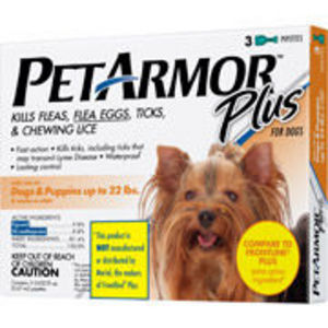 PetArmor Plus Flea & Tick Protection for Dogs