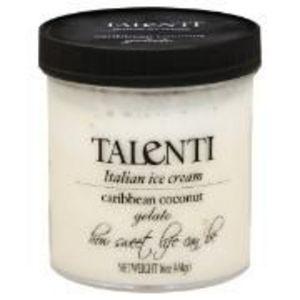 Talenti Caribbean Coconut Gelato