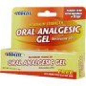 Iodent Maximum Strength Oral Analgesic Gel