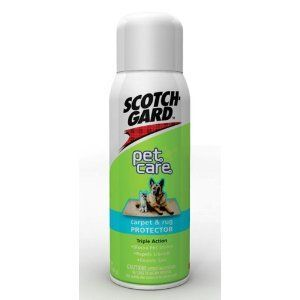 Scotchgard Pet Care Carpet & Rug Protector
