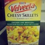 Velveeta Cheesy Skillets Dinner Kit, Chicken and Broccoli