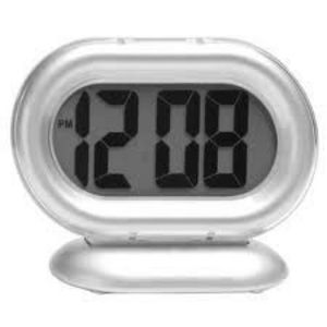 Room Essentials RE Digital Alarm Clock