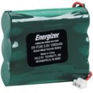 Energizer - Recharge Cordless Phone Battery (Model #ERP240GRN)