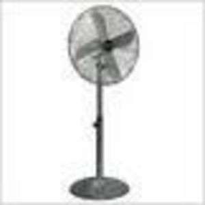 "Soleus 18"" Metal Light Commercial Stand Fan"