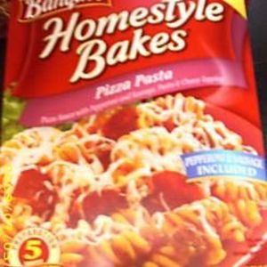 Banquet Homestyle Bakes - Pizza Pasta
