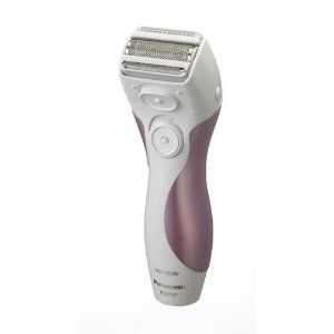 Panasonic ES2207 Close Curves Rechargable Wet and Dry Ladies Shaver
