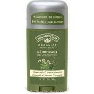 Nature's Gate Organics Chamomile & Lemon Verbena Deodorant