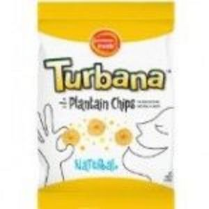 Turbana - Plantain Chips - Natural