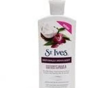 St. Ives Naturally Indulgent Coconut Milk & Orchid Extract Advanced Body Moisturizer