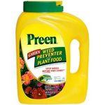 Preen Garden Weed Preventer Plus Plant Food