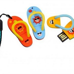 Flip-Flop USB Flash Drive 4GB