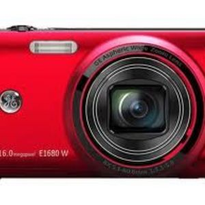 GE - E1680W Digital Camera