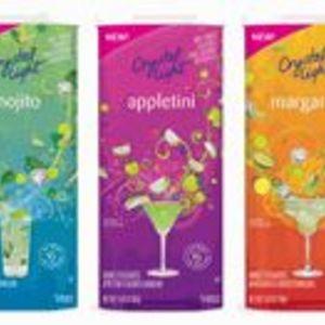 Crystal Light - Mocktails - Mojito
