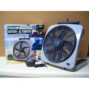 "Crofton 10"" Portable Fan"