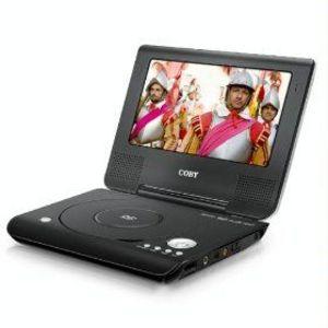 "Craig - 7"" Portable DVD Player"