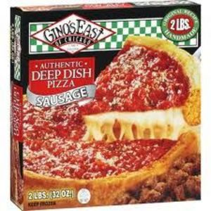 Gino's East Authentic Deep Dish Pizza
