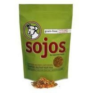 Sojourner Farms Sojos Grain Free Dog Food Mix