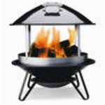 Weber Wood Burning Firebowl Grill