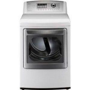 LG DLE5001W Dryer