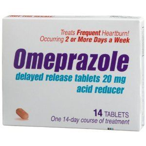 Kirkland Signature Omeprazole Acid Reducer (Delayed Release Tablets 20 mg),