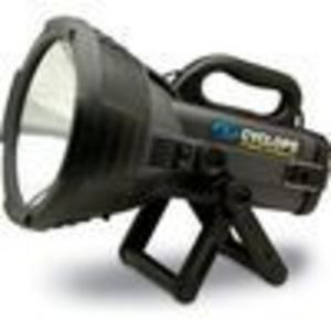 Cyclops CYC-S250 Thor 2.5 Million Candle Power Rechargable Halogen Spotlight (Cyclops)