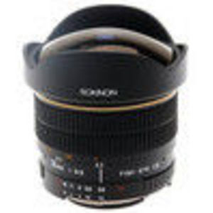 Rokinon 8mm f/3.5 Lens for Nikon