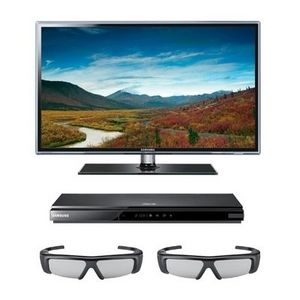 Samsung 46 in. 3D LED TV UN46D6500