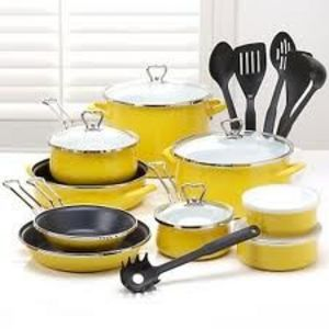 Tivoli Enameled Cookware
