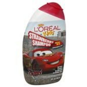 L'Oreal Lightning McQueen Strawberry Shampoo