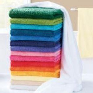 Color Remedy Bath Towels