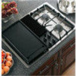 GE JGP990SELSS 30 in. Gas Cooktop