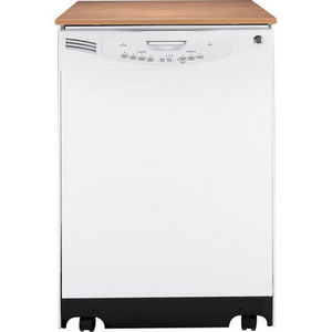GE Portable Dishwasher GLC4400RWW