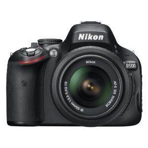 Nikon - D5100 SLR Digital Camera