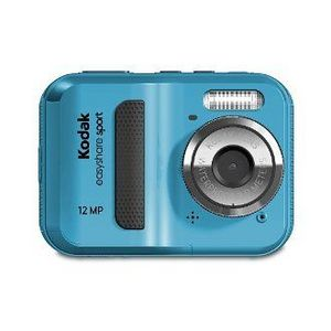 Kodak - EasyShare Sport C123 Digital Camera