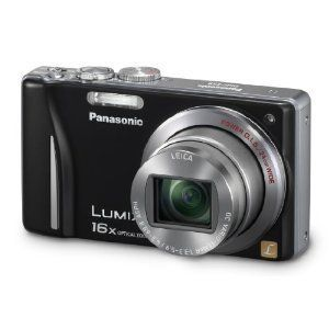 Panasonic - Lumix DMC-ZS8 Digital Camera