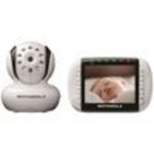 Motorola MBP36 Digital Video Baby Monitor with 3.5 Inch Color LCD Screen