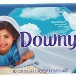 Downy Clean Breeze Dryer Sheets
