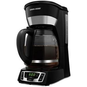Black & Decker 12-Cup Programmable Coffee Maker CM1010B Reviews Viewpoints.com