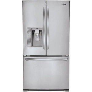 LG 30.7 cu. ft. Bottom-Freezer Refrigerator LFX31925ST