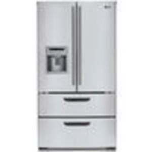 LG 24.7 cu. ft. French Door Refrigerator LMX25964ST