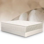 BedInABox.com Natural Silk Elegance Memory Foam Mattress