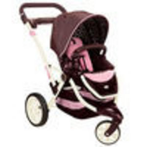 Kolcraft Contours Options 3 Travel System Stroller - Blush