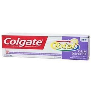 Colgate Total Gum Defense Toothpaste