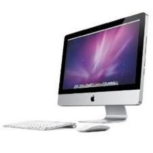 Apple iMac 21.5-inch - MC309LL/A Desktop Computer