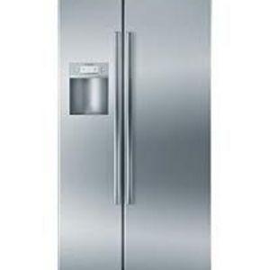 Bosch Linea 800 Side-by-Side Refrigerator B22CS80SNS