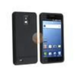 Silicone Skin Case for Samsung Infuse SGH-i997 4G Black