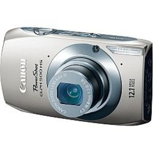 Canon - PowerShot Elph 500 HS Digital Camera